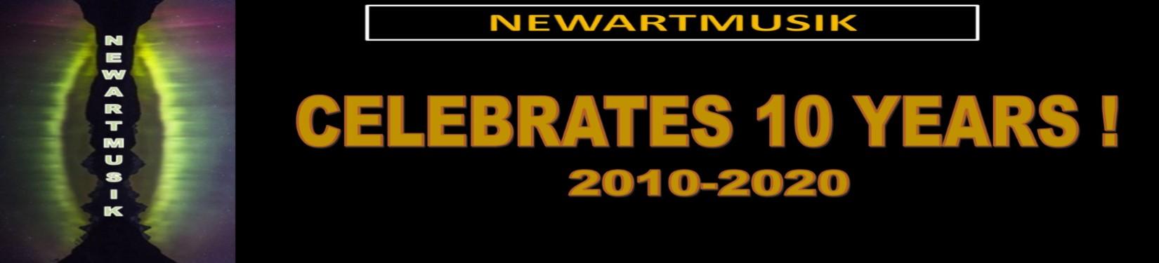 10 yrs Anniversary Banner
