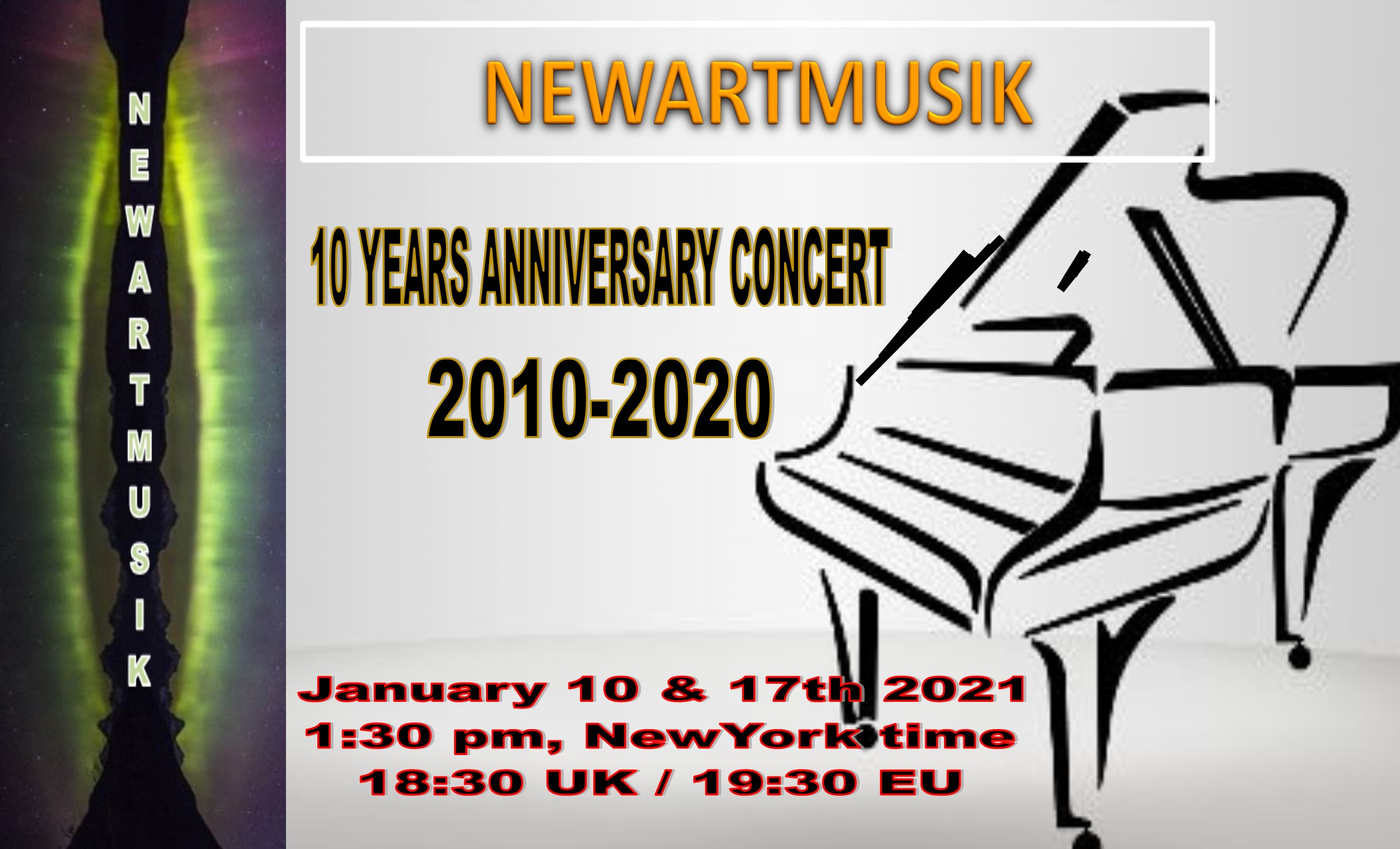 NEWARTMUSIK 10 yrs Anniversary  CONCERT_COVER